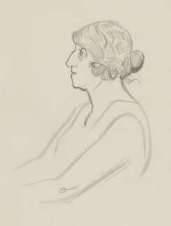 Marie Stopes, by Sir David Low - NPG 4529(340)