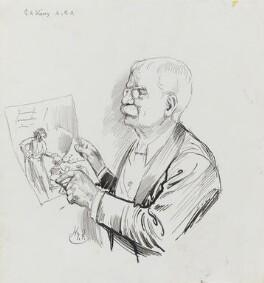 George Adolphus Storey, by Harry Furniss - NPG 3519