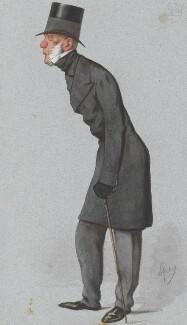 John Edward Cornwallis Rous, 2nd Earl of Stradbroke, by Carlo Pellegrini - NPG 4744