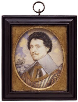 Thomas Wentworth, 1st Earl of Strafford, by Unknown artist - NPG 6271