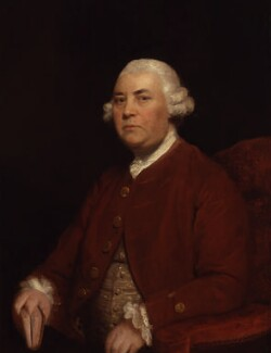 William Strahan, by Sir Joshua Reynolds, 1780 - NPG 4202 - © National Portrait Gallery, London