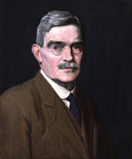 William Strang, by William Strang, 1917 -NPG 4533 - © National Portrait Gallery, London