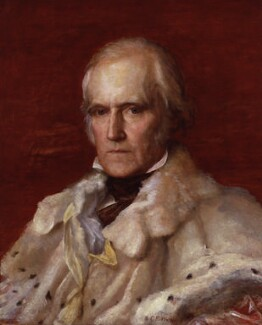 Stratford Canning, Viscount Stratford de Redcliffe, by George Frederic Watts - NPG 684
