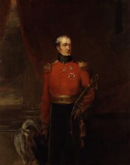 Sir Joseph Straton, by William Salter - NPG 3758
