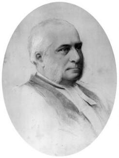 William Stubbs, by H. Aitchison - NPG 2469