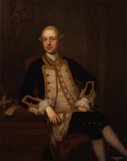 Maurice Suckling, by Thomas Bardwell - NPG 2010