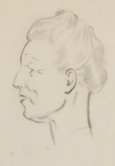 Edith Summerskill, Baroness Summerskill, by Sir David Low - NPG 4529(349)