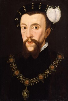 Henry Howard, Earl of Surrey, by Unknown artist, late 16th century, based on a work of 1546 - NPG 611 - © National Portrait Gallery, London