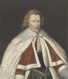 Thomas Savile, 1st Earl of Sussex, by George Perfect Harding, after  Unknown artist - NPG 3090(3)
