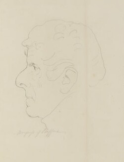 George Granville Leveson-Gower, 1st Duke of Sutherland, by Sir Francis Leggatt Chantrey - NPG 316a(117)