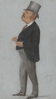 Sir Thomas Sutherland, by Carlo Pellegrini - NPG 2603