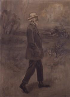 Algernon Charles Swinburne, by Robert M.B. Paxton - NPG 4002