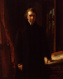 Archibald Campbell Tait, by James Sant, circa 1865 - NPG  - © National Portrait Gallery, London