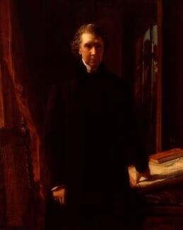 Archibald Campbell Tait, by James Sant, circa 1865 - NPG 4580 - © National Portrait Gallery, London