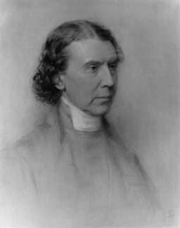 Archibald Campbell Tait, by Lowes Cato Dickinson - NPG 1431