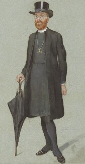 Edward Stuart Talbot, by Sir Leslie Ward - NPG 3004