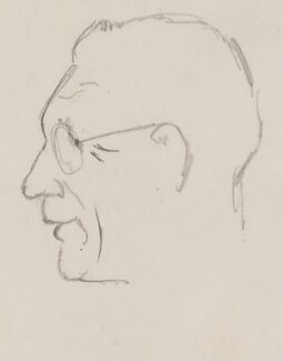 Jack Tanner, by Sir David Low - NPG 4529(358)