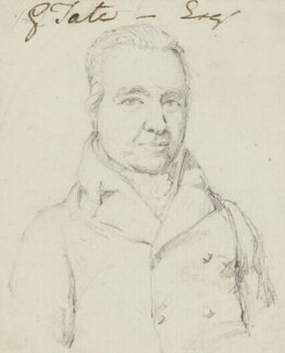 George Tate, by Sir George Hayter - NPG 883(21)