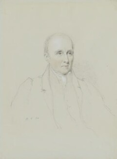 Thomas Telford, by William Brockedon - NPG 2515(67)