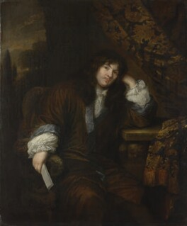 Sir William Temple, Bt, by Caspar Netscher - NPG 3812