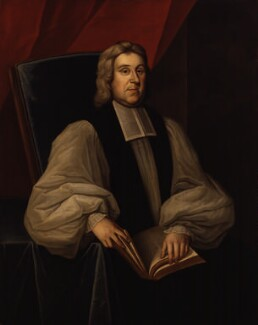 Thomas Tenison, by Unknown artist - NPG 1525