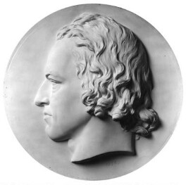 Alfred, Lord Tennyson, by Thomas Woolner - NPG 3847