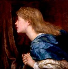 Ellen Terry, by George Frederic Watts, circa 1864-1865 - NPG 2274 - © National Portrait Gallery, London