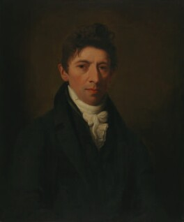 John Thelwall, attributed to John Hazlitt - NPG 2163