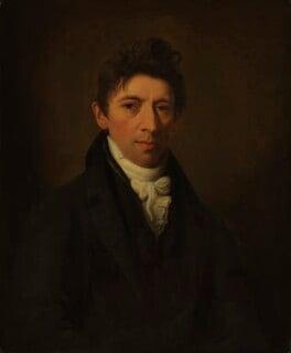 John Thelwall, attributed to John Hazlitt, circa 1800-1805 - NPG 2163 - © National Portrait Gallery, London