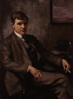 Bert Thomas, by Unknown artist, 1913 - NPG 4510 - © National Portrait Gallery, London