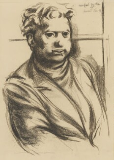 Dylan Thomas, by Michael Ayrton - NPG 4089