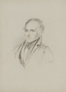 Sir Edward Thomason, by William Brockedon - NPG 2515(73)
