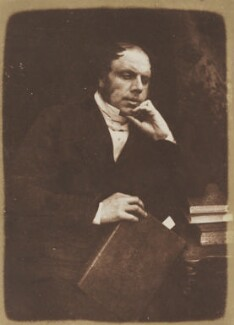 Joseph Thorburn, by David Octavius Hill, and  Robert Adamson - NPG P6(76)