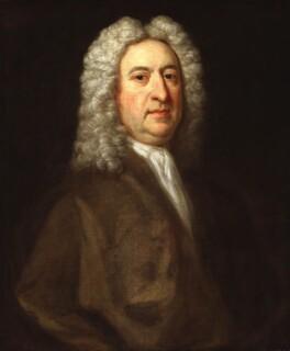 Sir James Thornhill, after Jonathan Richardson, circa 1734 - NPG 3962 - © National Portrait Gallery, London