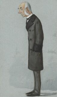 Sir Edward Thornton, by Carlo Pellegrini - NPG 2742