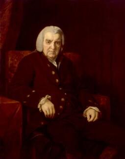 Edward Thurlow, Baron Thurlow, by Thomas Phillips, 1806 - NPG 1264 - © National Portrait Gallery, London