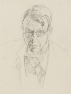 Henry Tonks, by Henry Tonks, 1900-1925 - NPG  - © National Portrait Gallery, London
