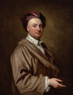 Jacob Tonson II, by Sir Godfrey Kneller, Bt - NPG 4091