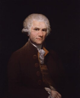 John Horne Tooke, by Thomas Hardy, before 1791 - NPG 13 - © National Portrait Gallery, London