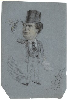 John Lawrence Toole, by Alfred Bryan - NPG 3074
