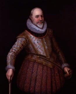 George Carew, Earl of Totnes, after Unknown artist - NPG 409