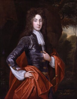 Charles Townshend, 2nd Viscount Townshend, by Sir Godfrey Kneller, Bt, circa 1690 - NPG  - © National Portrait Gallery, London