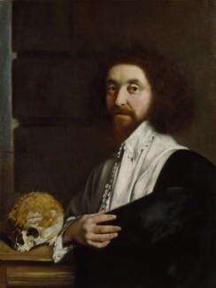 John Tradescant the Younger, attributed to Thomas De Critz - NPG 1089