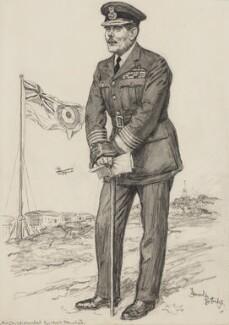 Hugh Montague Trenchard, 1st Viscount Trenchard, by Bernard Partridge - NPG 3677