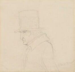 Joseph Mallord William Turner, by Charles Hutton Lear, circa 1847 - NPG 1456(25) - © National Portrait Gallery, London
