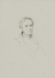 Lancelot Théodore Turpin de Crissé, Comte Turpin de Crissé, by William Brockedon - NPG 2515(50)