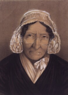 Marie Tussaud, attributed to Francis Tussaud - NPG 2031