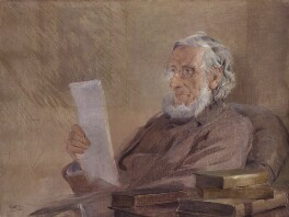 John Tyndall, by John McLure Hamilton - NPG 1287