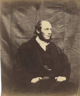 Richard St John Tyrwhitt, by Lewis Carroll (Charles Lutwidge Dodgson), Spring 1857 - NPG P7(17) - © National Portrait Gallery, London