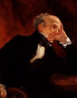 Thomas Uwins, by John Partridge, 1836 - NPG 4231 - © National Portrait Gallery, London